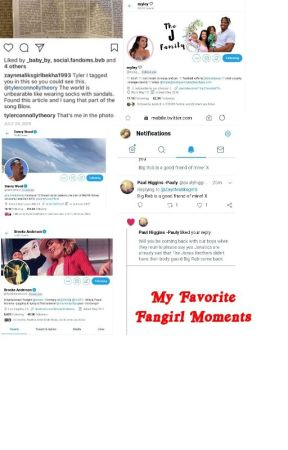 Favorite Fangirl Moments by HoransWhore1993