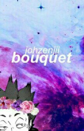 bouquet [t.satori × reader] by johzenjii