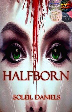 Halfborn by SoleilDaniels