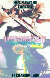FINAL FANTASY XIII: HoperaiWeek2017 cover