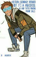 Voltron Legendary Defender but It's a High School AU (Read Description) by mymoonjoon_