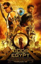 Gods of Egypt (Horus x Female Bek) by klauslover3456
