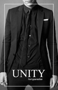 Unity | Harry Styles AU cover