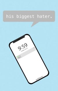 His Biggest Hater cover