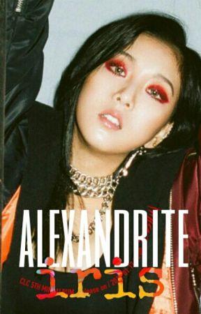 alexandrite ➳ open applyfic by Iris_007