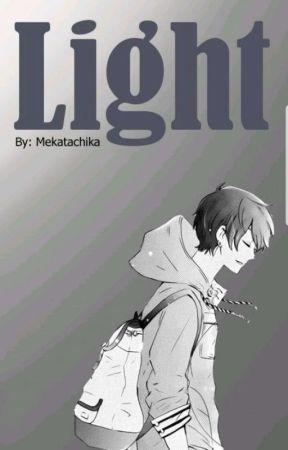 Light (Naruto Fanfiction) (ON HOLD) by mekatachika