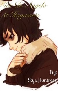 Nico goes to Hogwarts cover