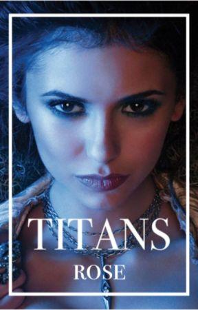 TITANS → TEEN WOLF (A.U) by WOLFDEATHS