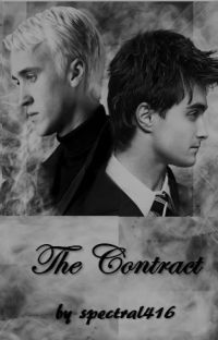 The Contract : Book I [Draco/Harry] cover