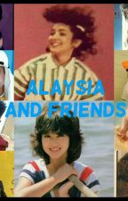 Alaysia and Friends by alaysia4444444444