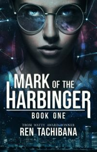 Mark of the Harbinger (Book 1) cover