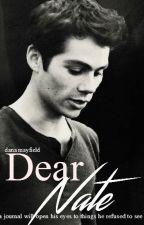 Dear Nate {Dear #1} by danamayfield