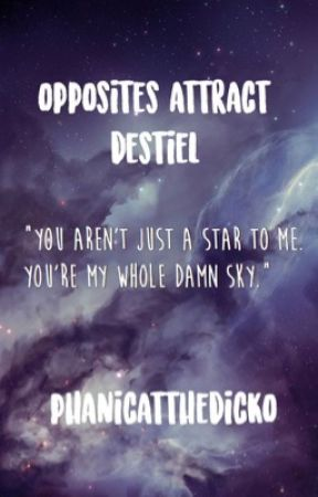 Opposites Attract 《 DESTIEL, SABRIEL, ADAMANDRIEL, MICHIFER 》 by PhanicAtTheDicko