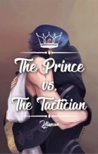 The Prince vs The Tactician | (Chrom x Reader x Male!Robin) by BylethEisner