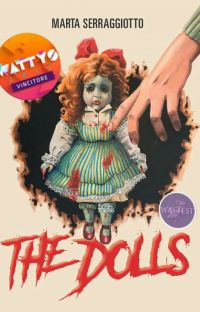 The Dolls (vincitrice Wattys 2017) cover