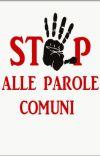 STOP ALLE PAROLE COMUNI cover