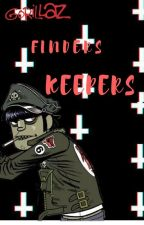 Finders Keepers - Murdoc x Reader by DontJudgeMyFandom