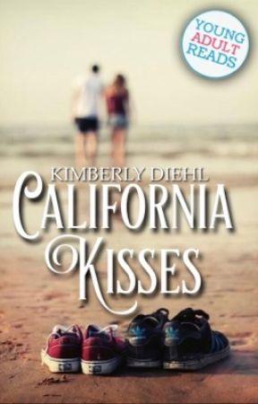 California Kisses by KimberlyWritesBooks
