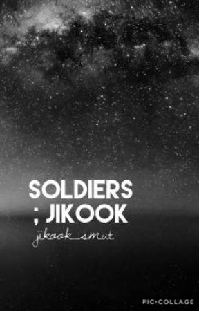 soldiers ; jikook by jikook_smut