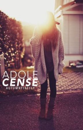 Adolecense // poetry by AutumnFireflyx