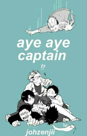 aye aye captain ~ hq chatfic by johzenjii