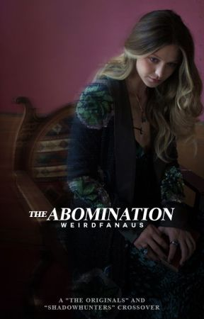 The Abomination | A. Lightwood & K. Mikaelson by weirdfanaus