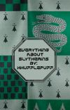 Everything (I hope) About Slytherin's cover