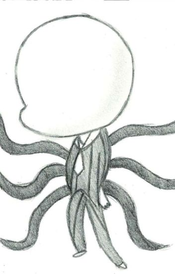 In love with you ~slenderman x reader ❤