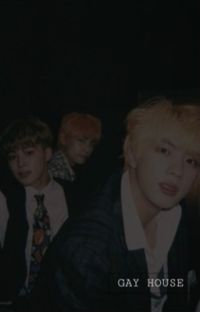 gay house BTSxBTS cover