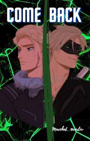 COME BACK ( +15)       2da Temporada de DL    by Marichat_4everlov