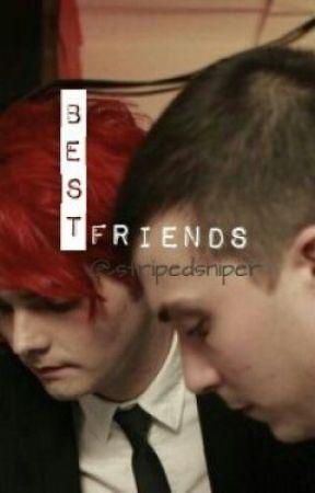Bestfriends (Frerard) by bloodinfections