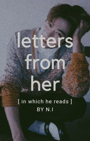 Letters from Her    Park Jinyoung by -tokyufinity