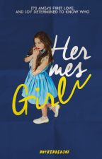 Hermes Girl by notkinderjoy