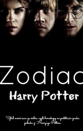 Zodiac I Harry Potter by IzKa81