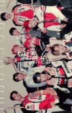 Kick It • OC Boy Group by autiwrites