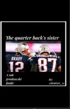 The quarter back's sister~Wattys 2017 by Kratzer_12