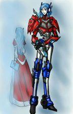 Optimus Prime's lost daughter by OptimaPirme
