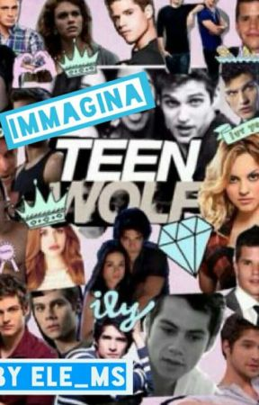 Immagina [Teen Wolf] by ele_ms