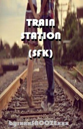 Train Station (SFK) by xxxSNOOZExxx
