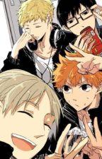 My brothers friends(haikyuu various! x fem!reader)<DISCONTINUED> by otakumusicalgamer