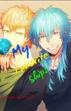 Pics Of My Favorite Ships by nightrainfall227