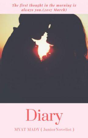 Diary by MyatMady
