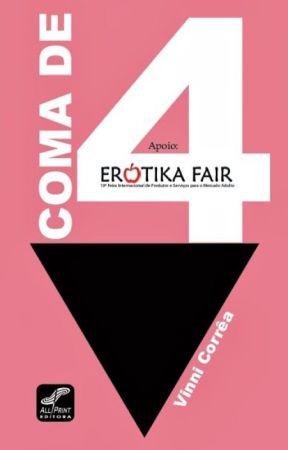 Coma de 4 by VinniCorra