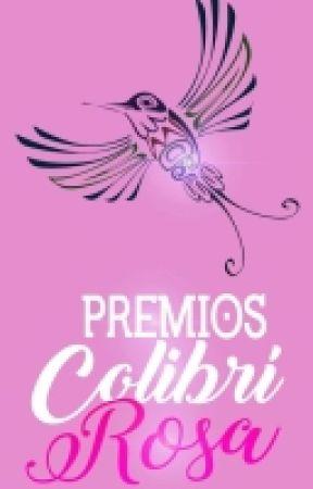 Premios Colibrí Rosa   Inscripciones Abiertas by Premioscolibri