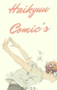 Haikyuu Comic's cover