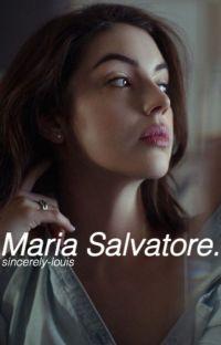 Maria Salvatore    The Vampire Diaries cover