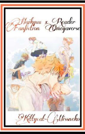 Haikyuu × reader  (fiction - Omegaverse - Hinata) by kittycat-missneko
