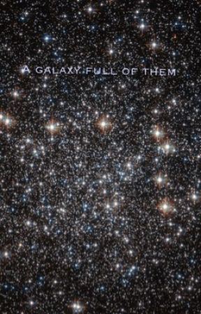 A galaxy full of them (Dear Starboy OneShot) by ToastyStudMuffin