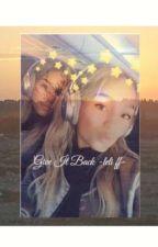 Give It Back -leli Ff- by zelda64fan