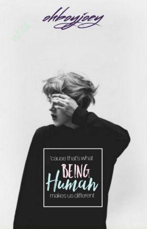 Being Human | #Wattys2017 by sinnersouls